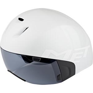 MET Codatronca Helm weiß/grau weiß/grau