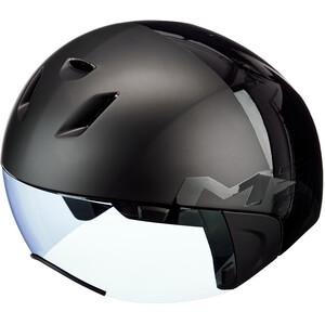 MET Codatronca Helm schwarz schwarz
