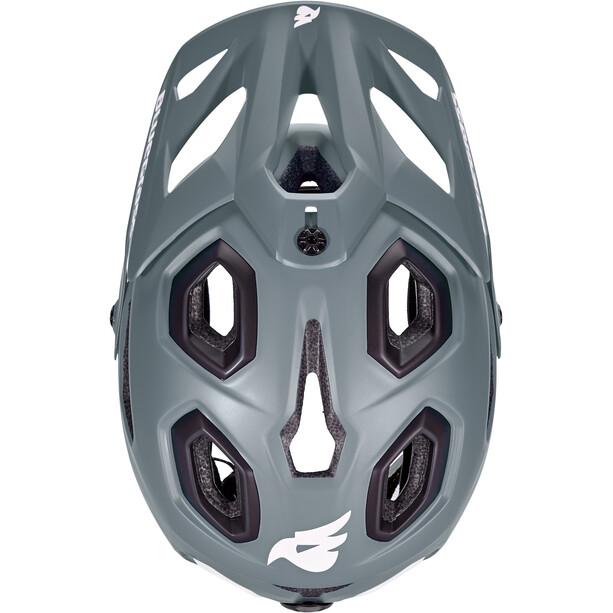 bluegrass Golden Eyes Helm storm gray/texture/black