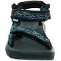 Teva Terra Fi 5 Universal Sandalen Damen schwarz/blau
