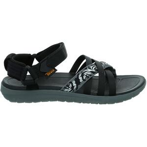 Teva Sanborn Sandalen Damen schwarz/grau schwarz/grau