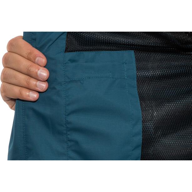 Gonso Save Light Rain Jacket Men majolica blue