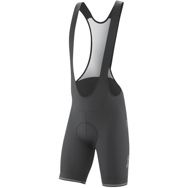 Gonso Sitivo Bib Shorts with Firm Seat Pad Men, noir
