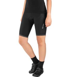 Gonso Sitivo pyöräilyhousut Pehmuste Naiset, musta musta