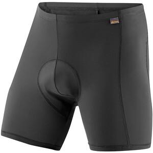 Gonso Sitivo Unterhose mit Mittlerem Sitzpolster Herren schwarz schwarz