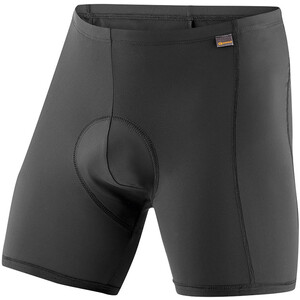 Gonso Sitivo Unterhose mit Festem Sitzpolster Herren schwarz schwarz