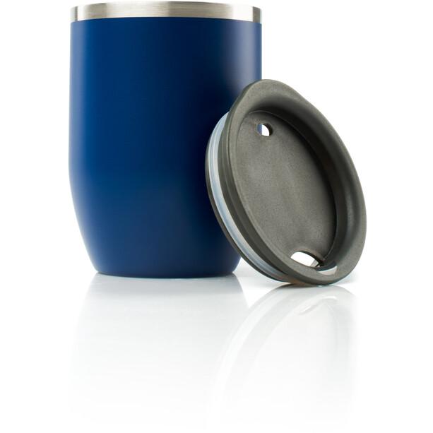 GSI Glacier Stainless 6.5 Fluid Ounce Doppio Becher 192ml blau