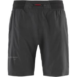 Klättermusen Nal Pantalones cortos Hombre, gris gris