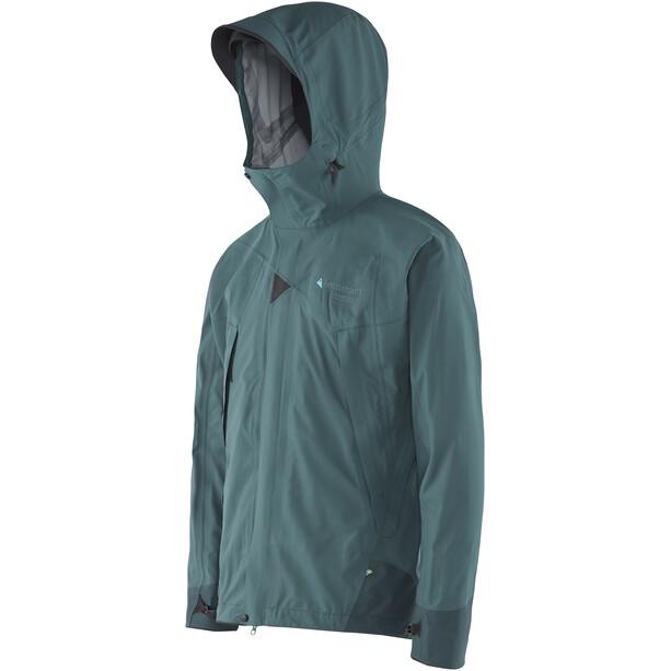 Klättermusen Allgrön 2.0 Jacket Herr dark deep sea