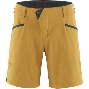 Klättermusen Vanadis 2.0 Shorts Herr gul gul