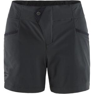 Klättermusen Vanadis 2.0 Shorts Dam dark grey dark grey