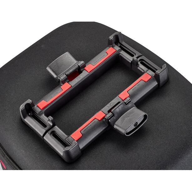 KlickFix Reisenthel Carrybag GT Fahrradkorb mit UniKlip schwarz