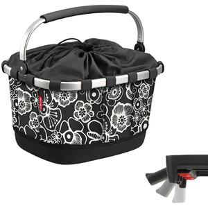 KlickFix Reisenthel Carrybag GT (Uni Clip付)フルール ブラック