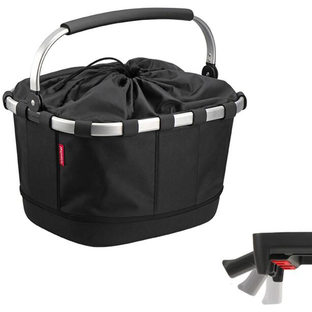 KlickFix Reisenthel Carrybag GT mit UniKlip schwarz