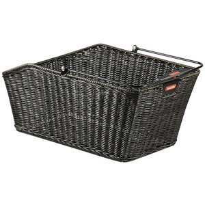 KlickFix Structura GT Luggage Carrier Basket With Basket Clip ブラック