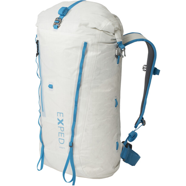 Exped Whiteout 45 Alpine Backpack white