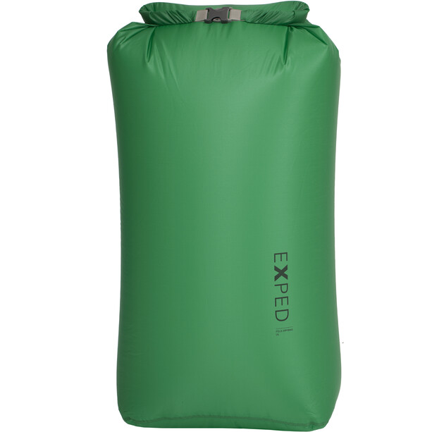 Exped Fold Drybag UL 22l emerald green