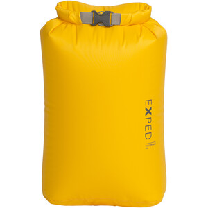 Exped Fold Drybag BS 5l yellow yellow