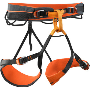 Skylotec Basalt 2.0 Allround-Climbing Harness black-orange black-orange