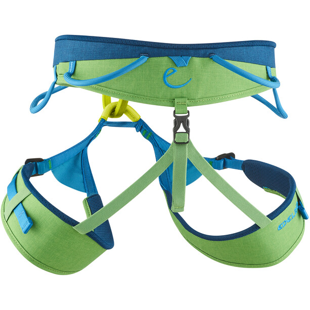 Edelrid Jay III Harness Herren green pepper