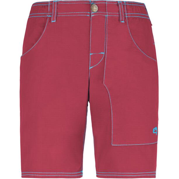 E9 Scintilla Short Femme, rouge