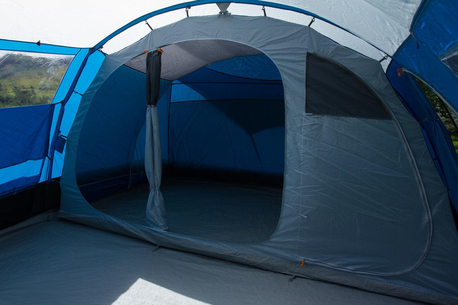 Vango Hudson 500 Tent sky blue at addnature.co.uk
