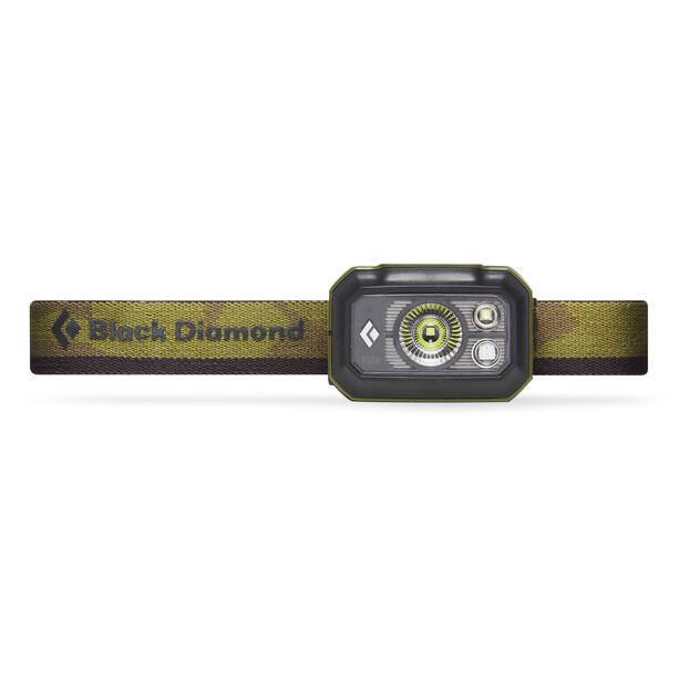 Black Diamond Storm 375 Stirnlampe dark olive