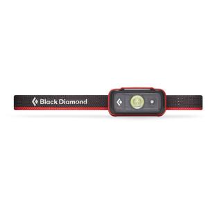 Black Diamond Spot Lite 160 Otsalamppu, musta/punainen musta/punainen