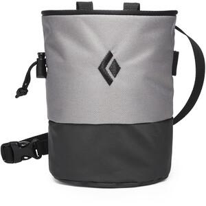 Black Diamond Mojo Zip Chalk Bag S/M ash-slate ash-slate