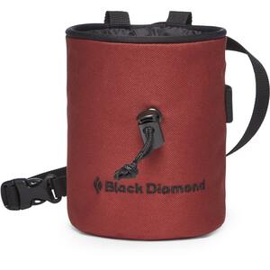 Black Diamond Mojo Chalk Bag red oxide red oxide