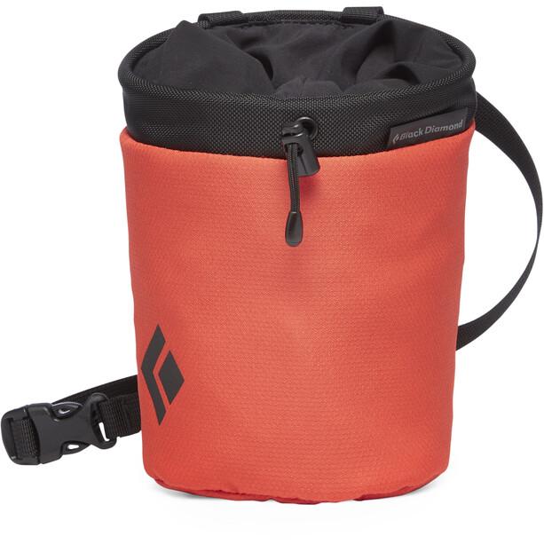 Black Diamond Repo Chalk Bag red