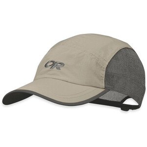 Outdoor Research Swift Cap khaki/dark grey khaki/dark grey