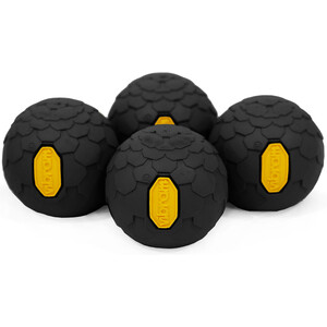 Helinox Vibram Ball Feet Set 4 Pieces svart svart