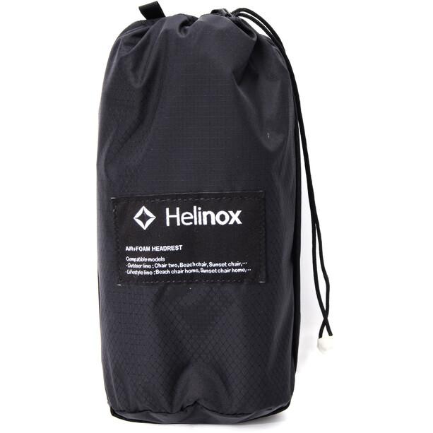Helinox Air + Foam Headrest Svart