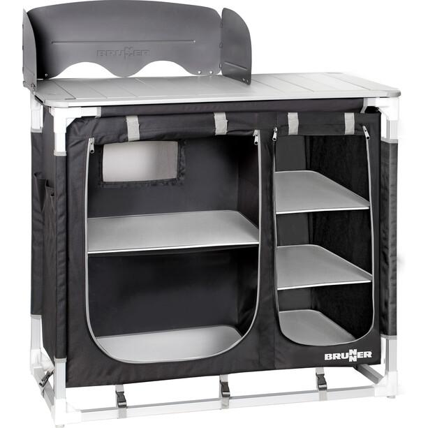 Brunner Azabache CT Square Küchenbox schwarz