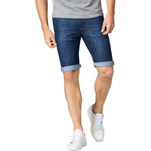 DUER Performance Denim Commuter Shorts Herren galactic galactic