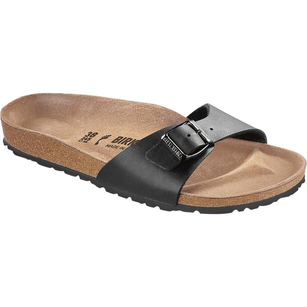 Birkenstock Madrid Sandals Birko-Flor Narrow black