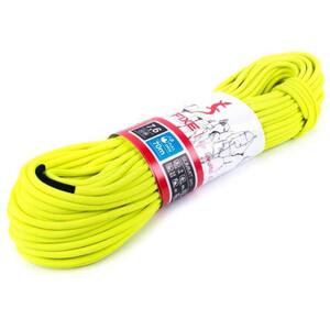 Fixe Summit Fulldry Rope 7,6mm x 60m, żółty żółty