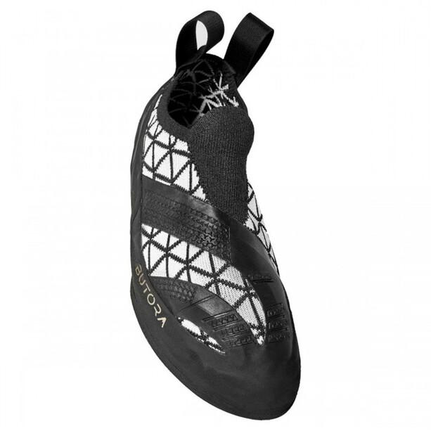 Butora Sensa Pro Kletterschuhe schwarz/weiß