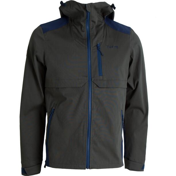 Tufte Wear Jacket Herr deep forest-insignia blue