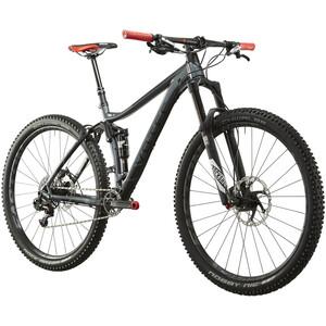 VOTEC VX Pro - Trail Fully 2. Wahl dunkelgrau glänzend/schwarz matt dunkelgrau glänzend/schwarz matt