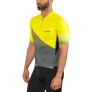 Giro Chrono Pro Trikot Herren citron green shadow citron green shadow