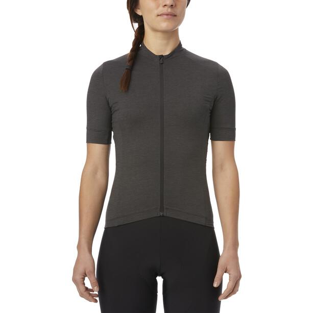Giro New Road Trikot Damen schwarz