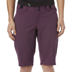 Giro Arc Shorts Damen dusty purple dusty purple