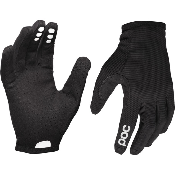 POC Resistance Enduro Gloves uranium black/uranium black
