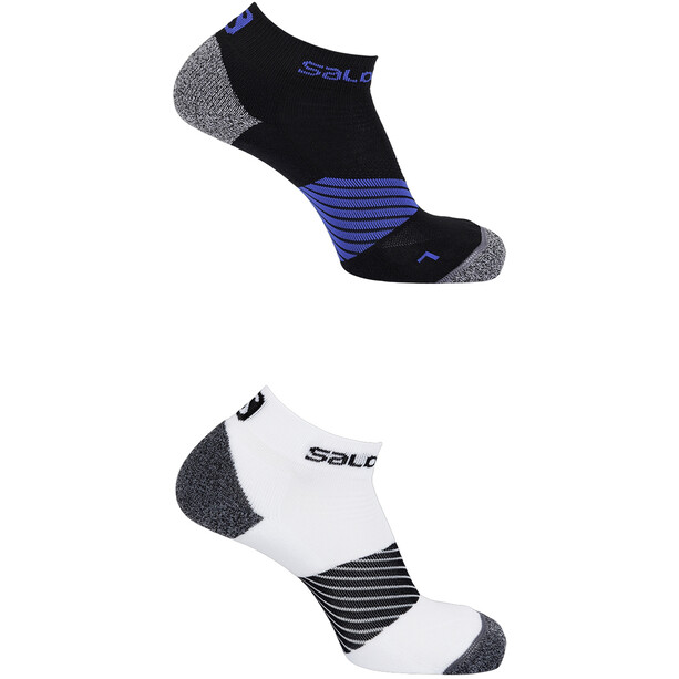 Salomon Speed Socken 2 Pack night sky/white