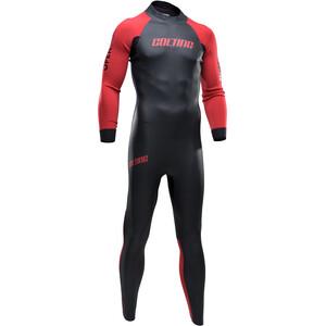 Colting Wetsuits Open Sea Wetsuit Herren schwarz/rot schwarz/rot