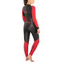 Colting Wetsuits Open Sea Wetsuit Dam black/red
