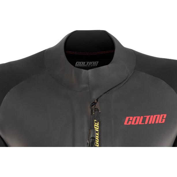 Colting Wetsuits Swimrun Go Wetsuit Dam black/red
