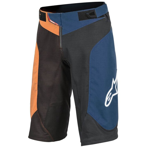 Alpinestars Vector Shorts Herren black/energy orange